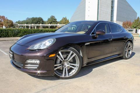 2010 Porsche Panamera for sale in Houston, TX