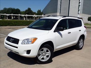 2012 Toyota RAV4 for sale in Houston, TX