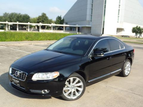 volvo s80 for sale in houston tx. Black Bedroom Furniture Sets. Home Design Ideas
