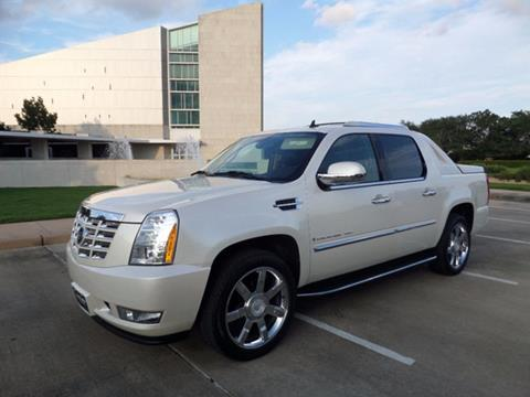 2007 Cadillac Escalade EXT for sale in Houston, TX