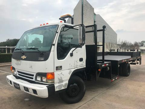 2005 Chevrolet W4500 for sale in Houston, TX