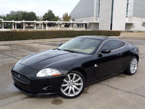 2008 Jaguar XK-Series for sale in Houston, TX