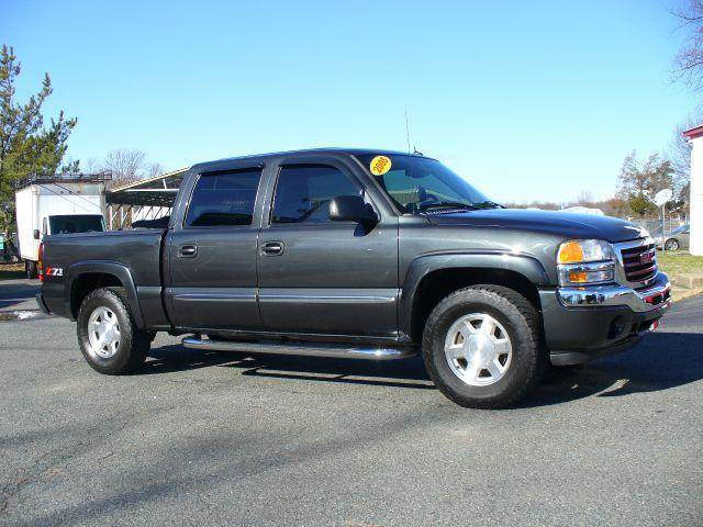 specifications 2005 gmc sierra 1500 crew cab 4wd slt autos post. Black Bedroom Furniture Sets. Home Design Ideas