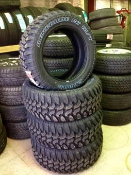 2016 Radar Tires Renegade MT
