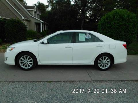2012 Toyota Camry for sale in Hickory, KY