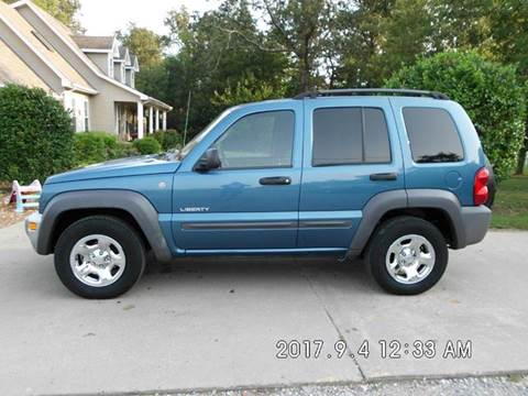 2004 Jeep Liberty for sale in Hickory, KY