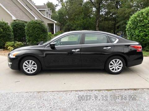 2013 Nissan Altima for sale in Hickory, KY