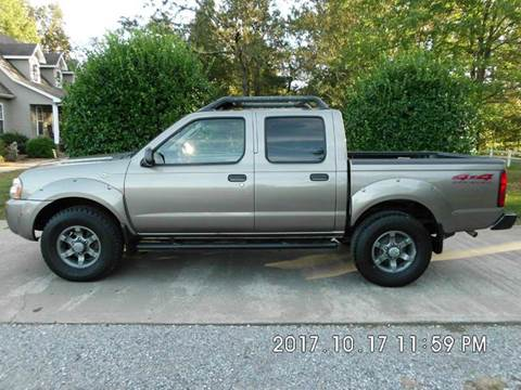 2004 Nissan Frontier for sale in Hickory, KY