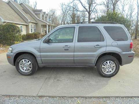 2007 Mercury Mariner for sale in Hickory, KY