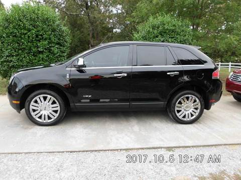 2009 Lincoln MKX for sale in Hickory, KY