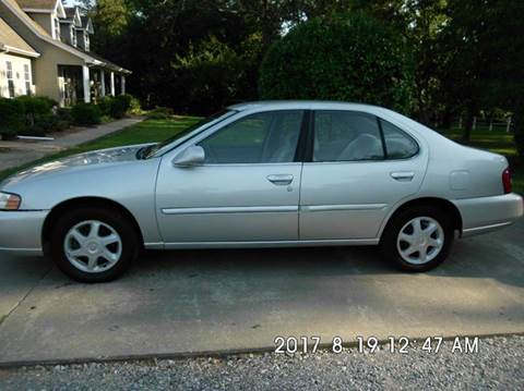 2001 Nissan Altima for sale in Hickory, KY