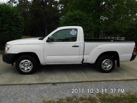 2012 Toyota Tacoma for sale in Hickory, KY