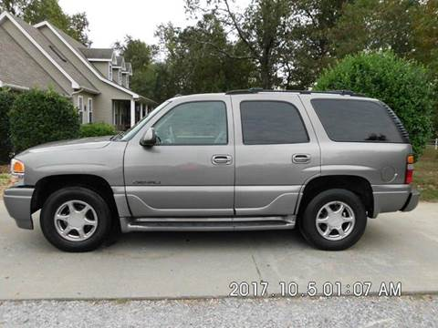 2005 GMC Yukon for sale in Hickory, KY