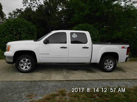 2009 GMC Sierra 1500 for sale in Hickory, KY