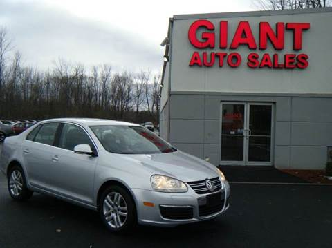 2007 Volkswagen Jetta for sale in East Syracuse, NY