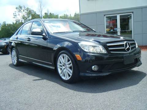 2009 Mercedes-Benz C-Class for sale in East Syracuse, NY