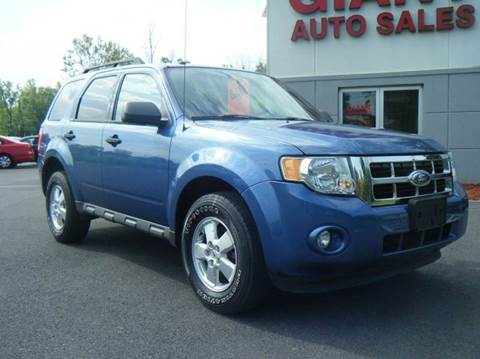 2010 Ford Escape for sale in East Syracuse, NY