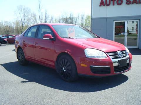 2008 Volkswagen Jetta for sale in East Syracuse, NY