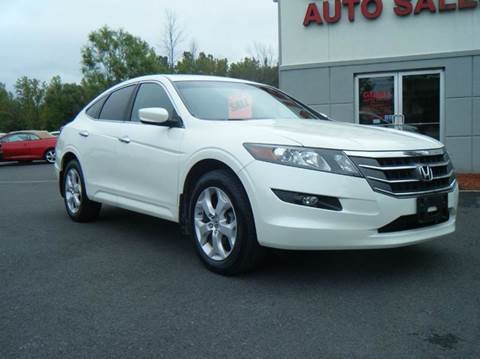 2012 Honda Crosstour for sale in East Syracuse, NY