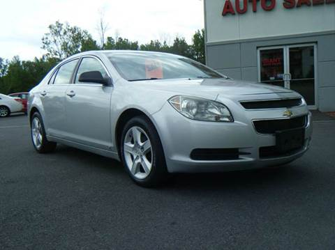 2010 Chevrolet Malibu for sale in East Syracuse, NY