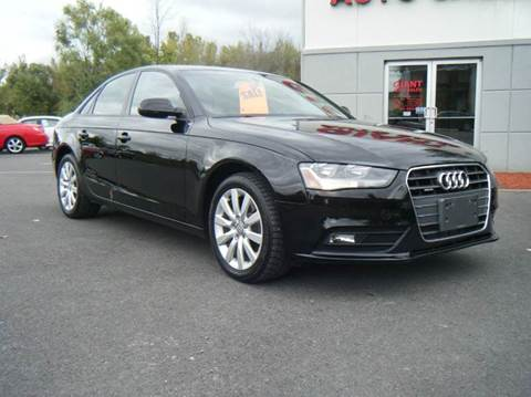 2014 Audi A4 for sale in East Syracuse, NY