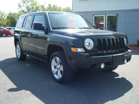 2012 Jeep Patriot for sale in East Syracuse, NY