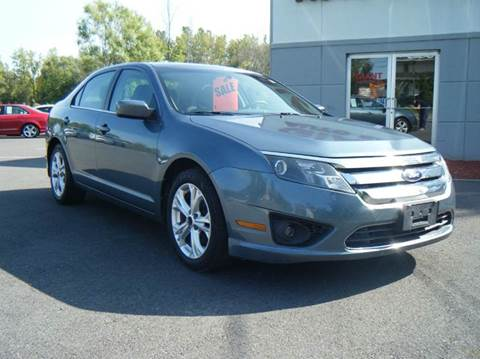 2012 Ford Fusion for sale in East Syracuse, NY