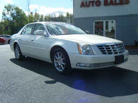 2010 Cadillac DTS for sale in East Syracuse, NY