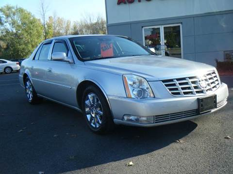 2011 Cadillac DTS for sale in East Syracuse, NY