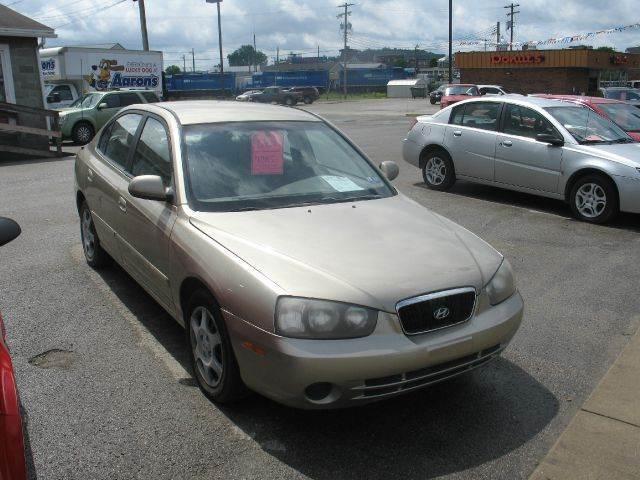 2003 Hyundai Elantra