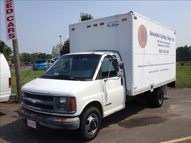 1999 Chevrolet Express for sale in MILLVILLE NJ