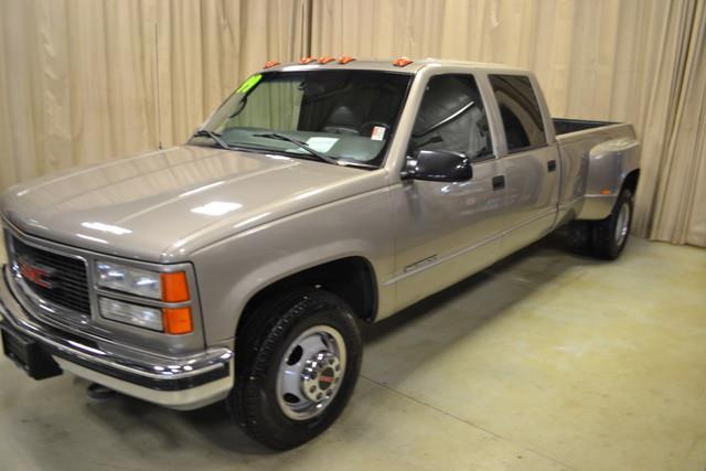 1999 GMC Sierra Classic 3500
