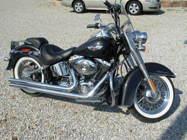 2007 Harley-Davidson HERITAGE DELUXE