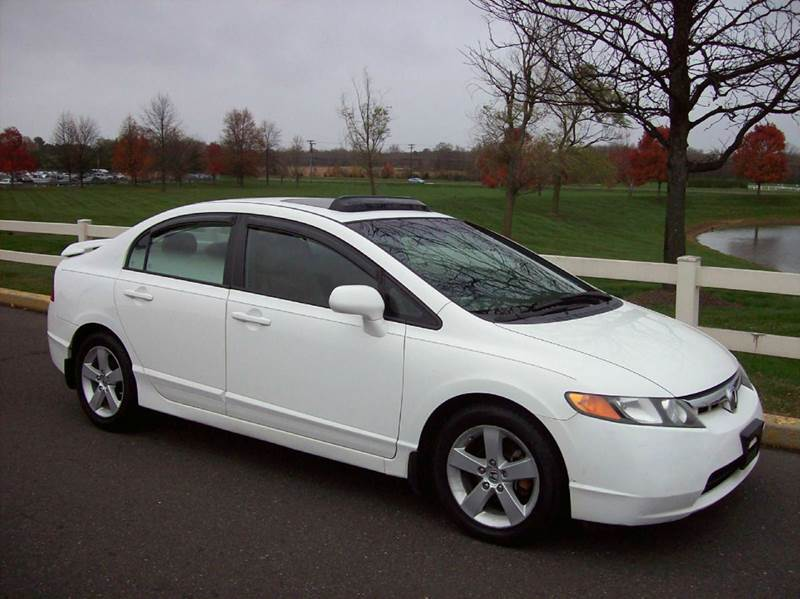 2006 honda civic ex 4dr sedan w automatic in burlington nj. Black Bedroom Furniture Sets. Home Design Ideas