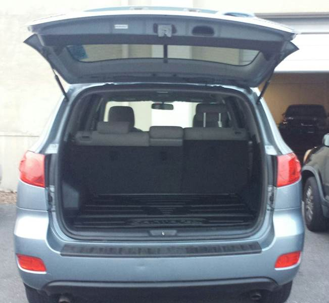 2009 hyundai santa fe gls 4dr suv in burlington nj. Black Bedroom Furniture Sets. Home Design Ideas