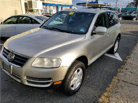 2005 Volkswagen Touareg for sale in Burlington, NJ