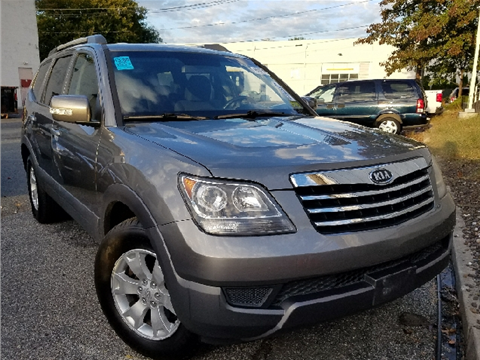 2009 Kia Borrego for sale in Burlington, NJ