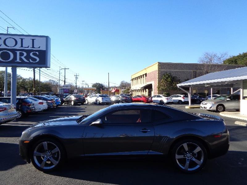 2010 Chevrolet Camaro For Sale Carsforsale Com