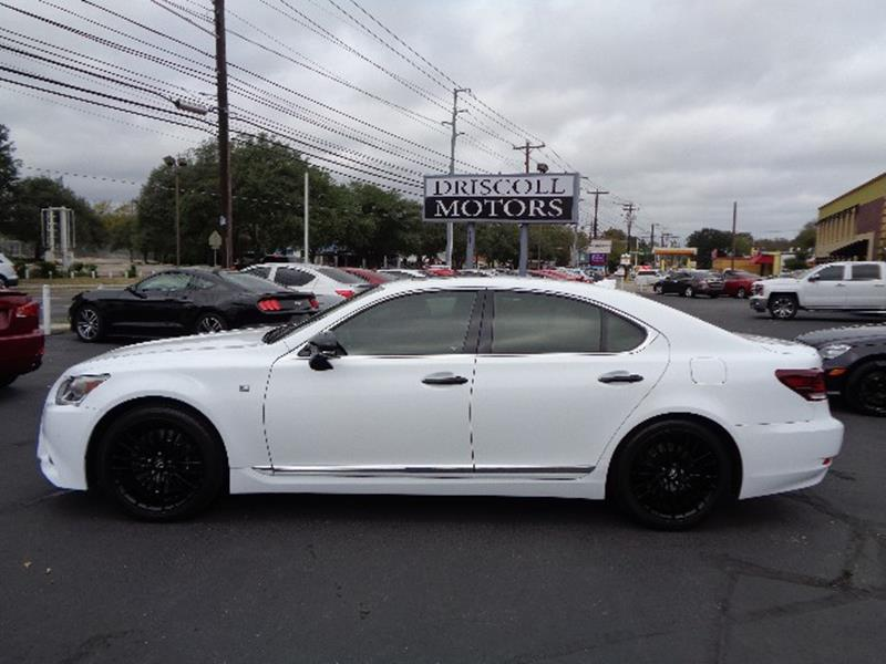 Lexus Ls  Crafted Line For Sale