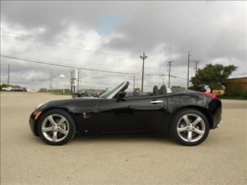 2009 Pontiac Solstice For Sale
