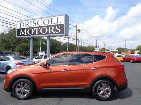 2013 Hyundai Santa Fe Sport for sale in Austin, TX