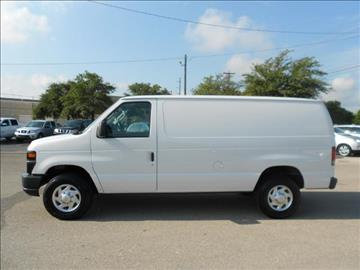 Used Ford E Series Cargo For Sale In Texas