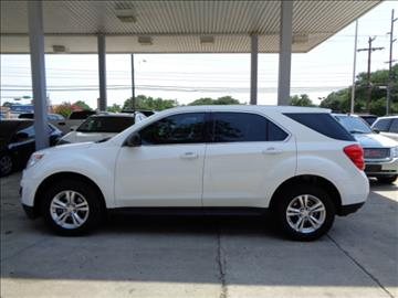 2015 Chevrolet Equinox for sale in Austin, TX
