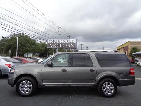 2012 Ford Expedition EL for sale in Austin, TX