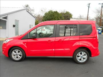 Ford Transit Connect For Sale Texas