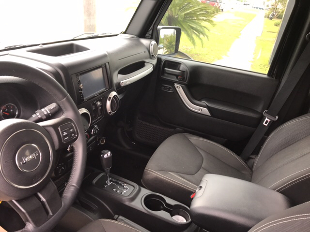 2015 Jeep Wrangler Unlimited 4x4 Sahara 4dr SUV - Metairie LA