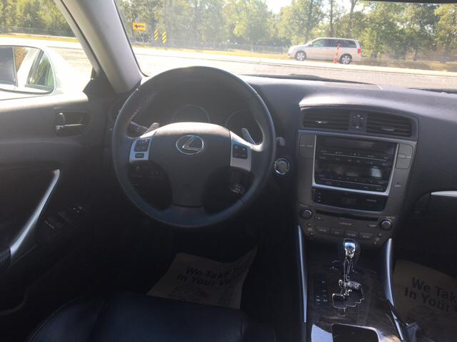 2013 Lexus IS 250 Base AWD 4dr Sedan - Metairie LA