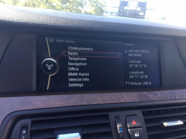 2011 BMW 5 Series 535i xDrive AWD 4dr Sedan - Metairie LA