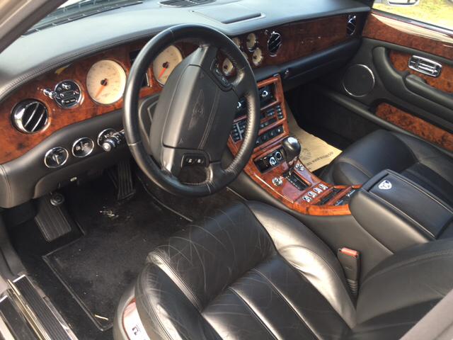 2003 Bentley Arnage R 4dTurbo Sedan - Metairie LA