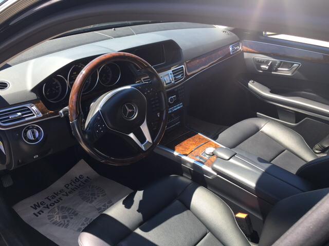 2014 Mercedes-Benz E-Class E350 Luxury 4MATIC AWD 4dr Sedan - Metairie LA